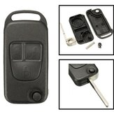 Vervanging 3-knop Remote Key FOB Shell Case Voor Mercedes Benz ML C CL S Class