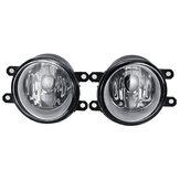 Универсальный противотуманный фонарь переднего бампера Лампа с лампой H11 для Toyota Sienna Camry Corolla Highlander PriusTundra Tacoma для Lexus для Scion