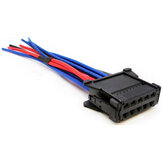 Heater Resistor Wiring Harness For Renault Clio Grand Scenic Modus