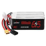URUAV 22.2V 6500mAh 45C 6S Lipo Bateria XT60 TRX Plug para carro RC