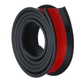 2Psc Rubber Ring Car universale Mudguard Trim Wheel Arch modanature di protezione