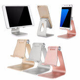 Bakeey™ ALT-4 Aluminum Alloy Adjustable Anti-slip Desktop Stand Charging Holder for iPad Phone Tablet