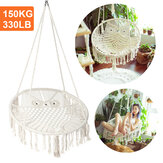 Owl Mesh Hammock Chair Swing Hanging Chairs Indoor Outdoor Home Max Load 120kg