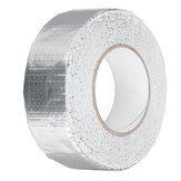 Aluminum Foil Butyl Rubber Tape Self Adhesive Waterproof Home Roof Pipe Repair Tape