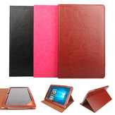 Stand Flip Folio Cover PU Leather Tablet Case Cover voor Teclast Tbook 12 Pro