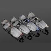 Modische leichte schlanke Brillengestell Metall Vollrand