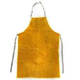 Ogrodnictwo Fartuch spawalniczy Ochrona Mężczyźni Kobiety Cierń Dowód Skóra Praca Żółta