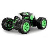 PXtoys99031/102.4G4WDdupla face Stunt Rc carro rotação brinquedo de 360 °