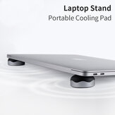 Original              Hagibis 2PCS Magnetic Cooling Pad Desktop Stand Holder for MacBook Laptop Tablet from Xiaomi Youpin