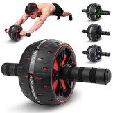 Roda Abdominal Silenciosa Rolete AB Muscle Trainer Academia Home Exercício Body Muscle Building Aptidão Equipamento