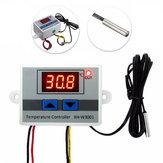 XH-W3001 Digital LED controlador de temperatura controlador termostato interruptor sonda 10A 220v