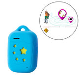 500mAh 7-8 Days GPS Tracker For Kids Pets Wallet Keys Smart Waterproof  Alarm Locator Track Device