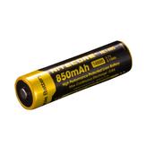 El Feneri Güç Aletler için Nitecore NL1485 850mAh 14500 Yüksek Performanslı Li-Ion Şarj Edilebilir Batarya