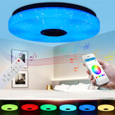 ARILUX 30W 220V Modern Dimmable Intelligent LED Ceiling Lamp Wifi RGB Bluetooth Music Smart Ceiling Light APP+Remote Control