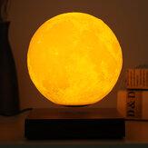 3D Moon Lamp Magnetic Levitation Home Decorative Moon Light Floating Lamp