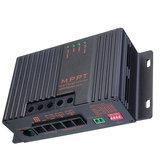 MPPT5025A-DUOMPPT25A12VSolar-laadregelaarmet LCD-zonneregulator voor zonnepaneeloplader