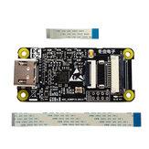 Плата адаптера HDMI HDMI к CSI-2 TC358743XBG для Raspberry Pi 3B 3B+ Zero