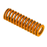 Creality 3D® 8 * 25mm Leveling Spring لـ CR-10S PRO / CR-X 3D Printer Extruder Hot Bed Part