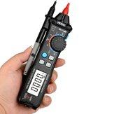 MESTEK DM92B Digitale multimeter 6000 Tellingen Zakpen Stijl Auto-bereik multimeter NCV-detectie DC / AC-spanning Multimeter