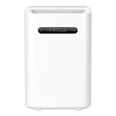 Smartmi CJXJSQ04ZM Evaporation Air Humidifier 2 4L Large Capacity 99% Antibacterial Smart Screen Display Mi Home APP Control