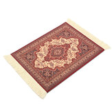 28cm x 18cm Creative Bohemia Style Persian Rug Mouse Pad For Desktop PC Laptop Computer