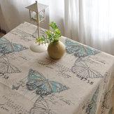 American Style Cotton Bộ đồ ăn Bộ bàn Mat Á hậu Khăn trải bàn Khăn trải bàn cách nhiệt bát Pad