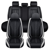 5D 5 мест из искусственной кожи, полный комплект Авто, чехлы на сиденья, универсальная подушка для сиденья, безумный протектор