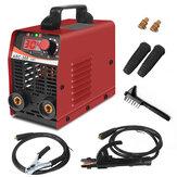 Handskit ARC-300 Máquina de soldadura Soldadora eléctrica portátil Soldadura semiautomática Soldadora inversa para soldadura Trabajo eléctrico