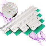 Alluminio schermo stampa strumento della lama lama di inchiostro raschietto 10/20/30/40 centimetri