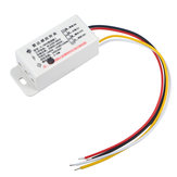 AC220V Auto Power On Off Microwave Radar Body Delay Sensor Switch for LED Light