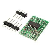 10 adet AD Tartı Sensör Modülü Çift kanallı 24-bit A / D Dönüşüm HX711 Shieding