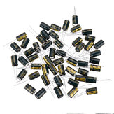 250Pcs 16V 1000UF 10 x 16MM High Frequency Low ESR Radial Electrolytic Capacitor