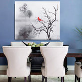 Modern Bird Wall Sticker Tryck på kanfasmålning Bild Home Wall Art Decoration No Frame