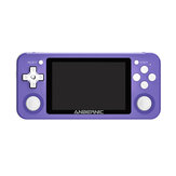 ANBERNIC RG351P 128GB 10000 Games IPS HD Handheld Game Console Suporte para PSP PS1 N64 GBA GBC MD NEOGEO FC Player de jogos 64Bit RK3326 Linux System OCA Full Fit Screen