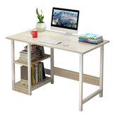 Desktop Home Computer Desk Eenvoudige montage enkele slaapzaal voor studenten Desk economische schrijftafel voor thuiskantoor