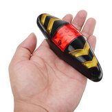 XANES STL05 LED 6 Modes Wireless Remote Control Turn Bike Taillight 500mAh USB Rechargeable Light