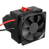 12V 200W Car Heater Fan Demister Defroster Warm Air Blower