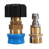 Hochdruckreiniger Quick Release Joiner Adapter zu M22 Karcher & Nilfisk kompatibel