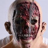 Cosplay Realistische Scary Mask Demon voor Volwassen Man Vrouw Horror Cosplay Props Evil Maskers
