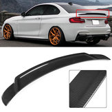 Car Carbon Fiber Rear Trunk Lid Spoiler Wing for BMW 2014-2018 F22 M235i 220i 228i M2