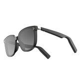 [BT 5.0] Bakeey H2-A bluetooth Call Smart Gafas Control por voz Reproducción de música Audio de oído abierto IP67 Impermeable Gafas de sol inteligentes