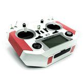 Rutschfeste Cortex Griff & Fußpolster Rot Schwarz für FrSky Taranis Q X7/X7S RC Drohne Sender