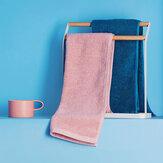 Xiaomi zanija pamuk Havlu güçlü su emme Havlu 100% pamuk 5 renkler banyo Havlu el Havlu