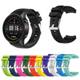 Bakeey 22mm Color Twill Silicone Relógio inteligente Banda Para Xiaomi Watch Color