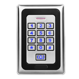 ZKTco ZK-FP881E Metal Touch Access Controller ID Card Password Access Control System Attendance Machine