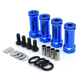 12MM Hexagon Extender Connector For 1/12 Wltoys 12427 12428 Feiyue FY03 FY03H Eachine EAT04 RC Car Parts