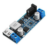 XH-M249 DC5V 6A Step Down Module 12V/24V to 5V Power Supply USB Charging 5A 30W