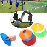 10 SZTUK Football Training Speed Disc Cone Cross Roadblocks