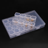 29 in 1 SMT Patch CHIP IC Component Box Disassembly Storage Box Screw Nail Mini Parts Storage Sealing Box