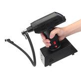 Gonfiatore pneumatico portatile della ruota della macchina della pompa del compressore d'aria LCD del portatile 12V